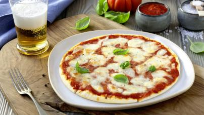 glutenfreie Pizza international