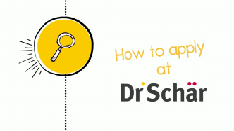 video, how to apply at Dr. Schär