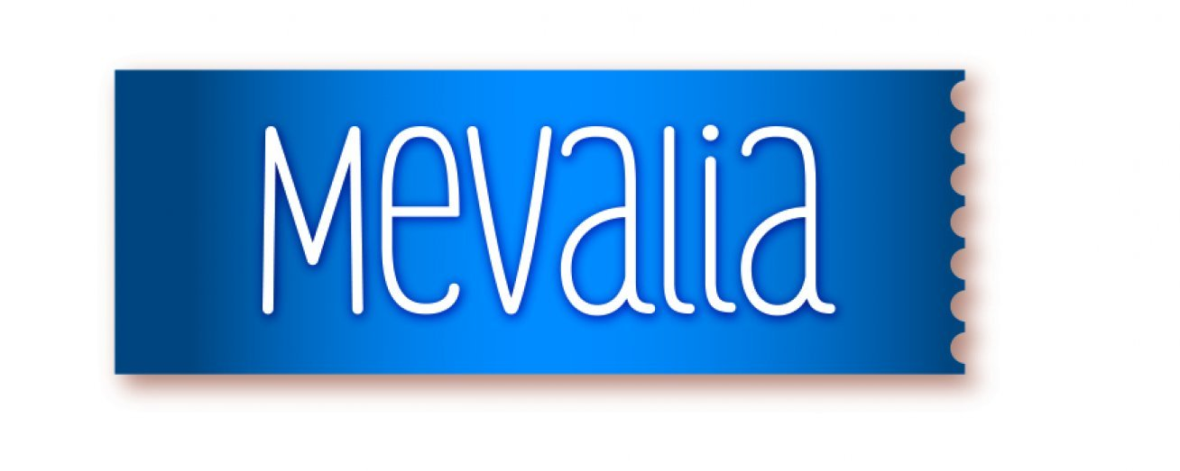 This is the logo of mevalia.