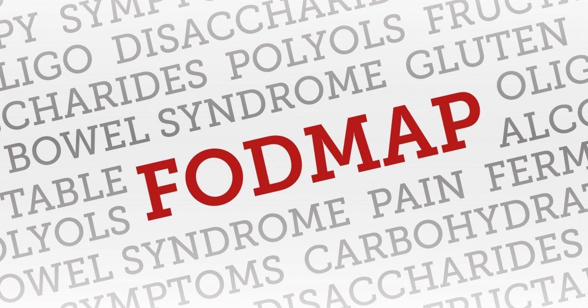 fodmap diet doubleblind test